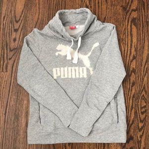 Puma Cowl Neck Sweatshirt